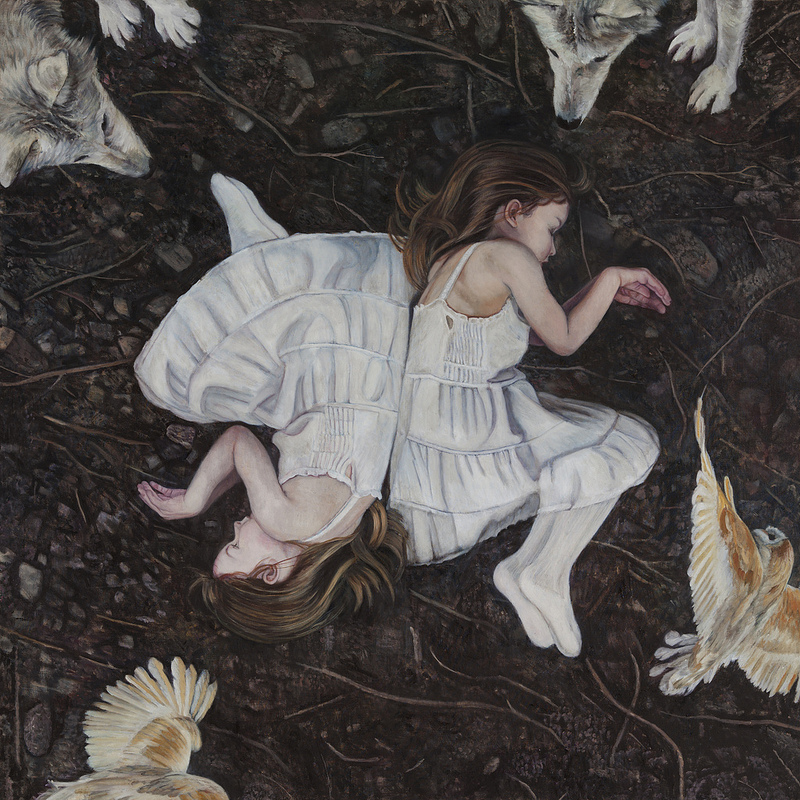 "Christer Karlstad: ""The Earth Below"", oil on canvas 2012"